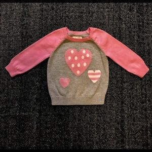 Children's place sweater size 9-12m